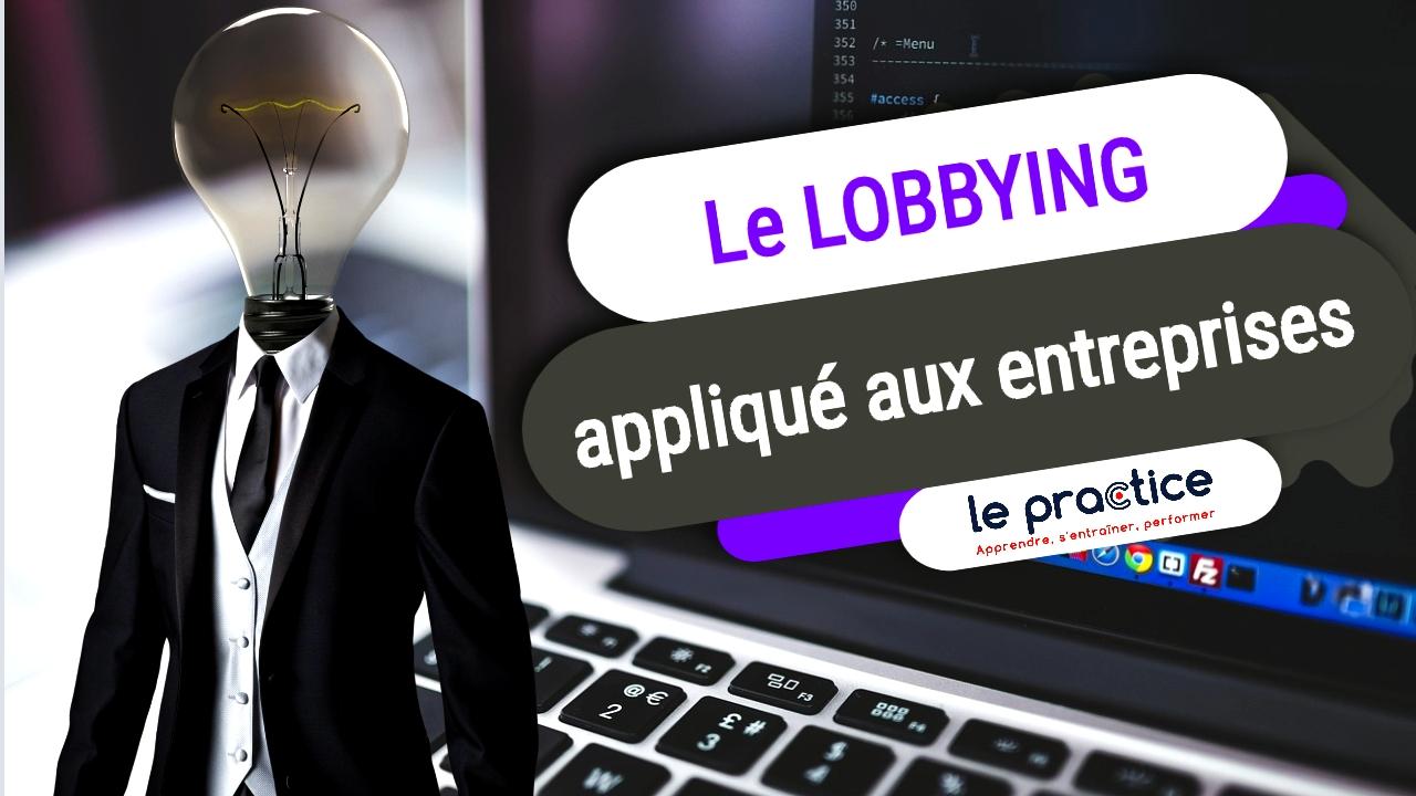 lobbying appliqué aux entreprises
