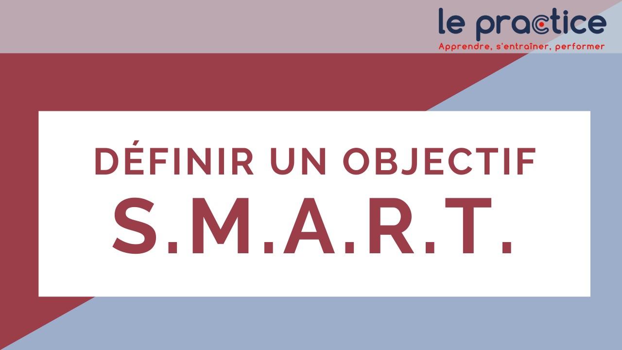 objectif S.M.A.R.T