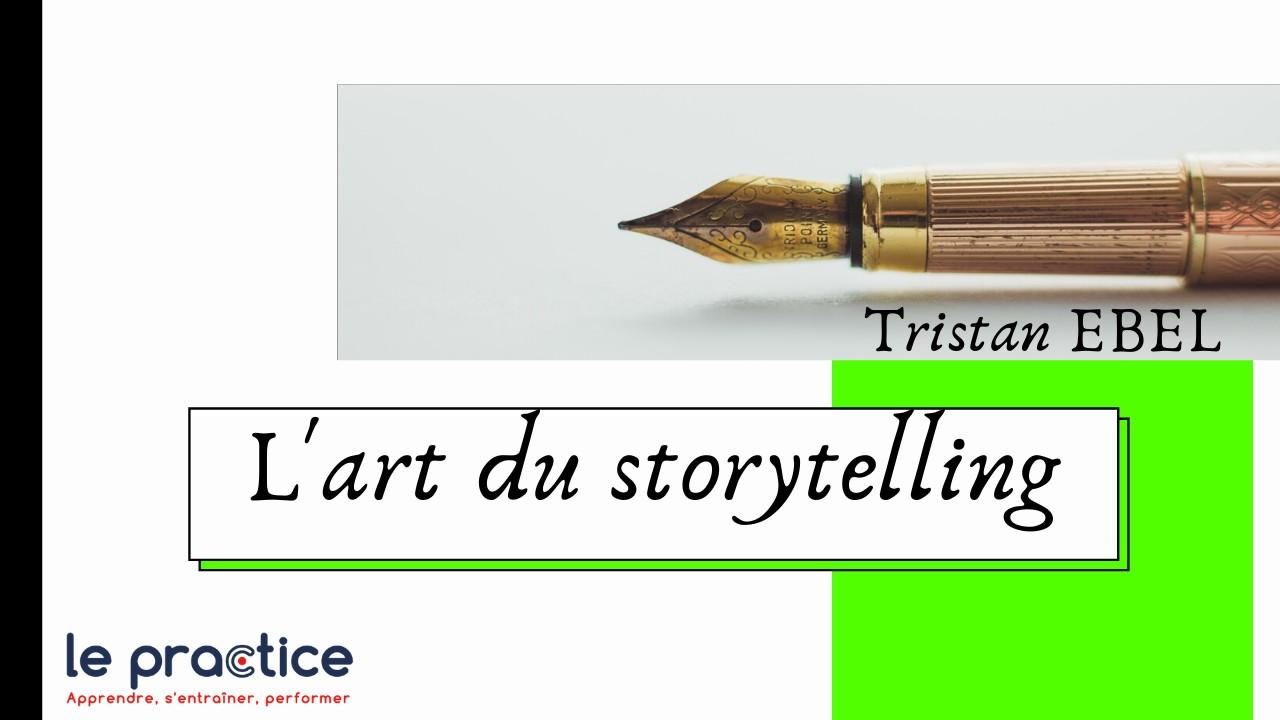 l'art du storytelling